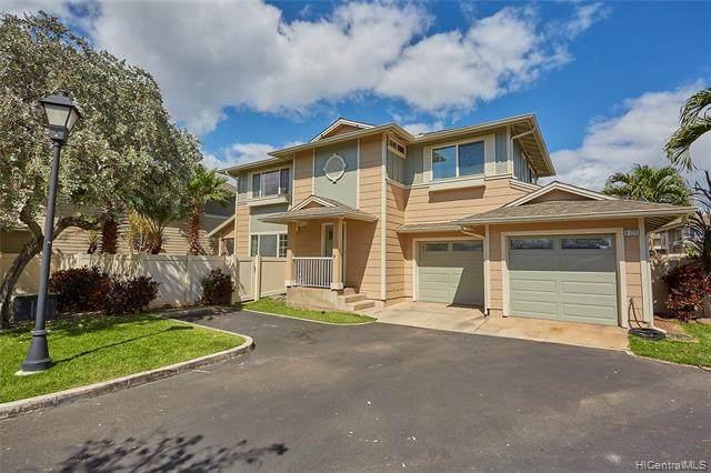 91-2270 Kanela Street T-58, Ewa Beach, HI 96706 (MLS #202003940) :: Elite Pacific Properties