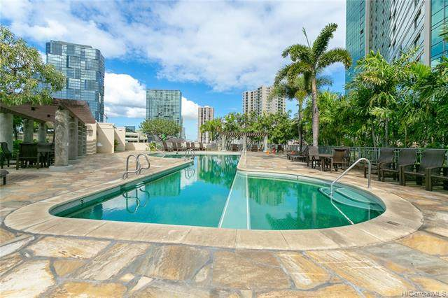 1177 Queen Street #1604, Honolulu, HI 96814 (MLS #202003995) :: Barnes Hawaii