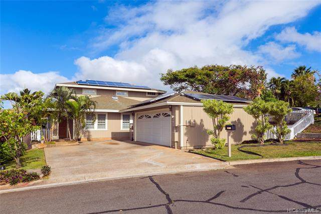 92-1042 Kanehoa Loop, Kapolei, HI 96707 (MLS #202003998) :: Elite Pacific Properties
