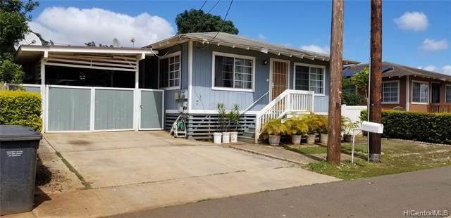 91-1152 Paaniana Street, Ewa Beach, HI 96706 (MLS #202003999) :: Elite Pacific Properties