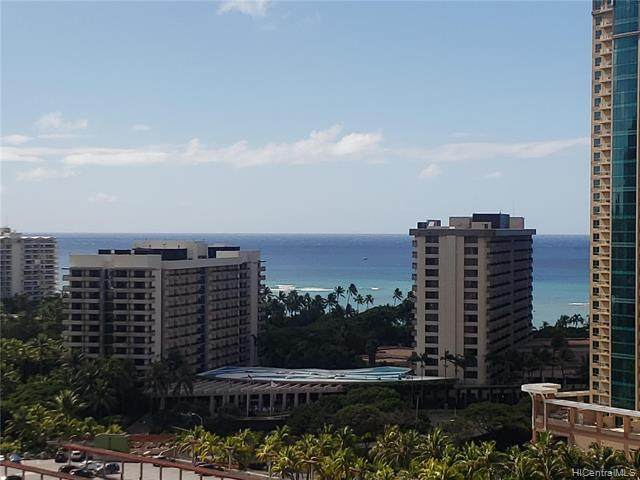 1920 Ala Moana Boulevard #1807, Honolulu, HI 96815 (MLS #202004014) :: Team Lally