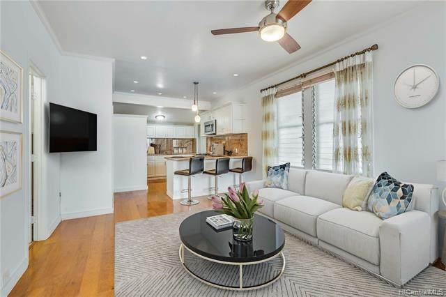 1129 2nd Avenue, Honolulu, HI 96816 (MLS #202004060) :: Corcoran Pacific Properties