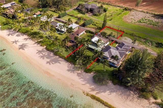 68-457 Crozier Drive, Waialua, HI 96791 (MLS #202004070) :: Team Lally