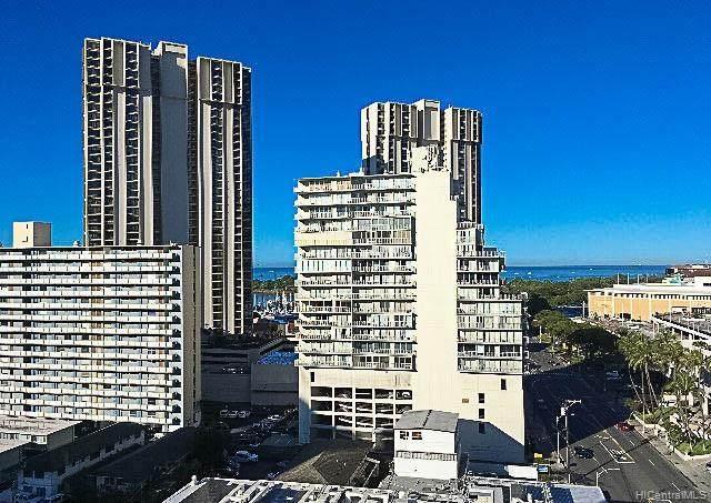475 Atkinson Drive #1502, Honolulu, HI 96814 (MLS #202004090) :: Elite Pacific Properties