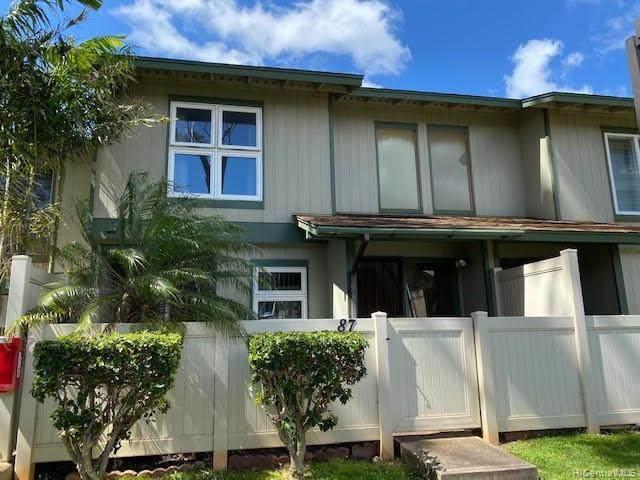 92-1286 Kikaha Street #87, Kapolei, HI 96707 (MLS #202004141) :: Keller Williams Honolulu