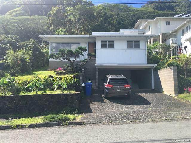 3578 Kumu Street, Honolulu, HI 96822 (MLS #202004145) :: Team Lally