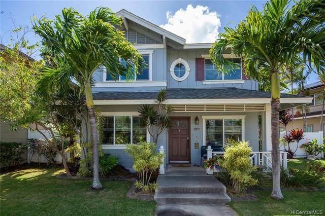 91-1008 Kai Lea Street, Ewa Beach, HI 96706 (MLS #202004181) :: Elite Pacific Properties
