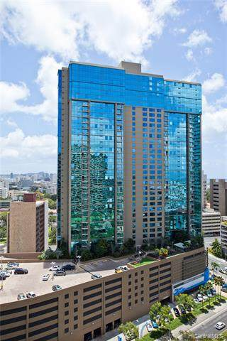 1200 Queen Emma Street #2504, Honolulu, HI 96813 (MLS #202004246) :: Elite Pacific Properties
