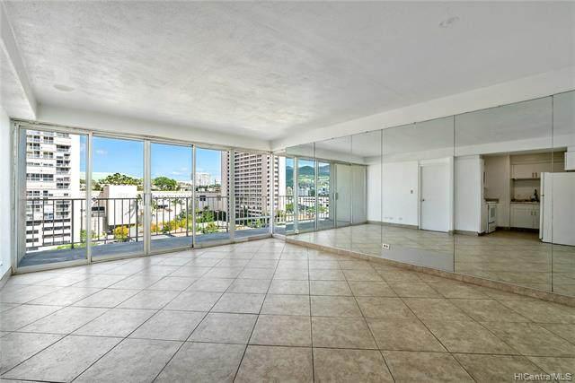 419 Atkinson Drive #903, Honolulu, HI 96814 (MLS #202004250) :: Team Lally