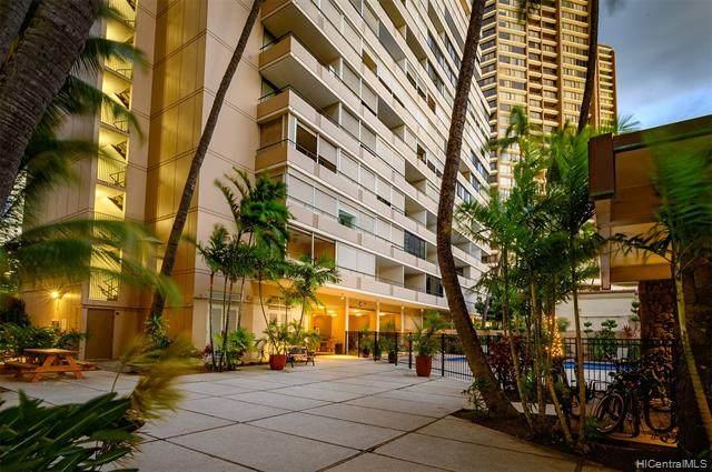 1720 Ala Moana Boulevard B 503, Honolulu, HI 96815 (MLS #202004269) :: Team Lally