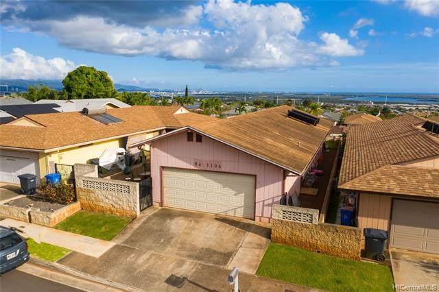94-1106 Kaaholo Street, Waipahu, HI 96797 (MLS #202004344) :: Keller Williams Honolulu