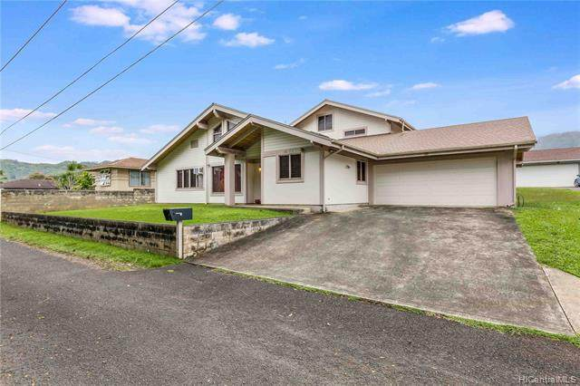 45-460A Hoene Place, Kaneohe, HI 96744 (MLS #202004347) :: Team Maxey Hawaii