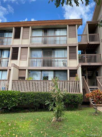84-665 Ala Mahiku Street 142B, Waianae, HI 96792 (MLS #202004410) :: The Ihara Team