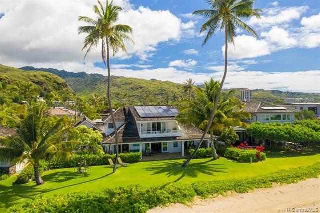 210 Paiko Drive, Honolulu, HI 96821 (MLS #202004432) :: The Ihara Team