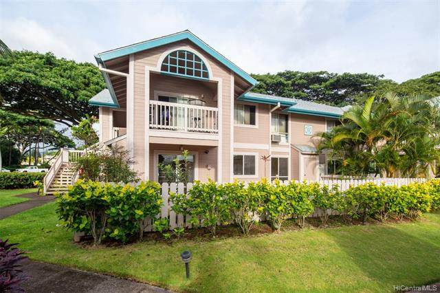 94-870 Lumiauau Street B101, Waipahu, HI 96797 (MLS #202004434) :: Team Lally