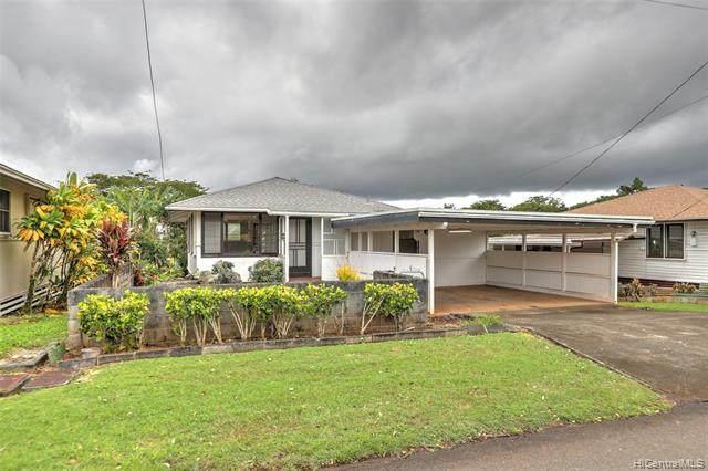 460 Iliwai Drive, Wahiawa, HI 96786 (MLS #202004469) :: Keller Williams Honolulu