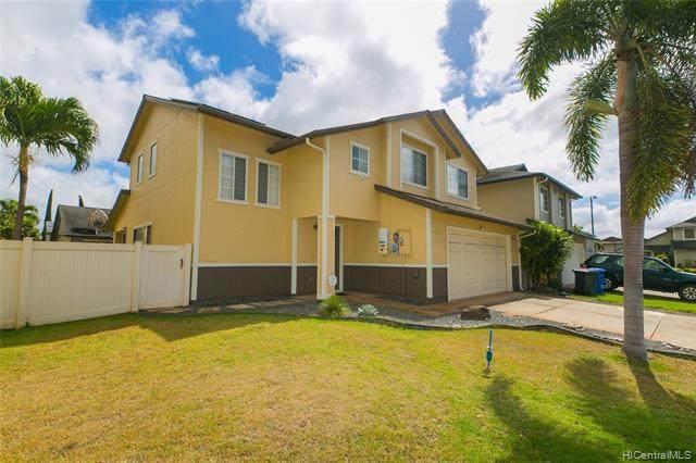 91-1455 Hoano Street, Ewa Beach, HI 96706 (MLS #202004470) :: Keller Williams Honolulu