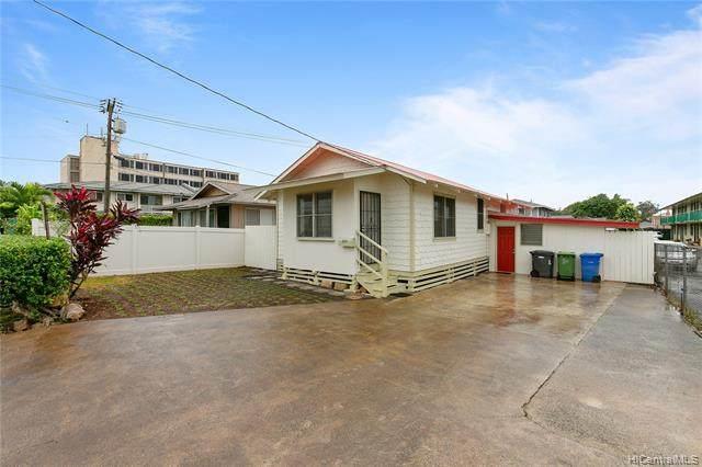 289 California Avenue, Wahiawa, HI 96786 (MLS #202004493) :: Keller Williams Honolulu