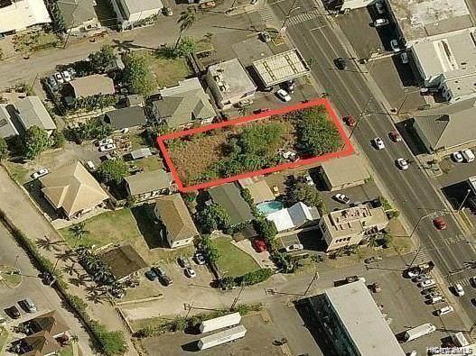 85-817 Farrington Highway, Waianae, HI 96792 (MLS #202004521) :: Corcoran Pacific Properties