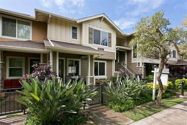1020 Kakala Street #1205, Kapolei, HI 96707 (MLS #202004559) :: Keller Williams Honolulu