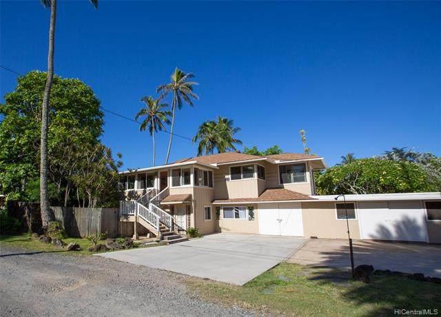 57-357 Pahipahialua Street, Kahuku, HI 96731 (MLS #202004582) :: Team Maxey Hawaii