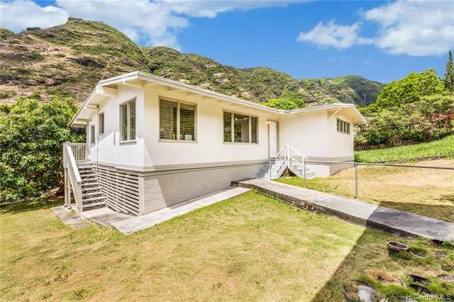 1136 Hind Iuka Drive, Honolulu, HI 96821 (MLS #202004615) :: Elite Pacific Properties