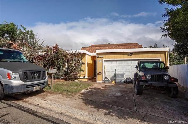 92-1181 Makamai Loop, Kapolei, HI 96707 (MLS #202004656) :: Elite Pacific Properties