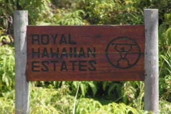0 Alaula Street, Volcano, HI 96785 (MLS #202004727) :: Keller Williams Honolulu