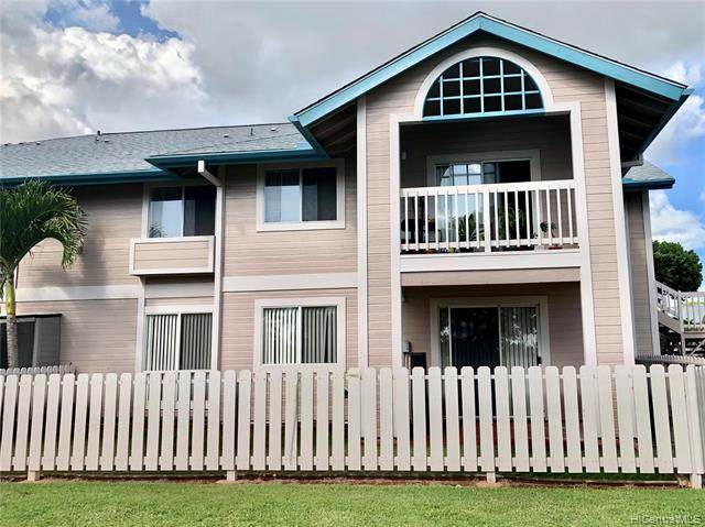 94-870 Lumiauau Street V102, Waipahu, HI 96797 (MLS #202004728) :: Team Lally