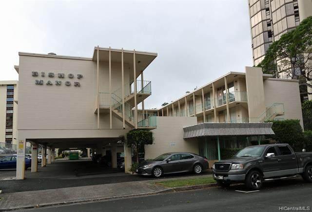 920 Kaheka Street #3, Honolulu, HI 96814 (MLS #202004869) :: Team Lally