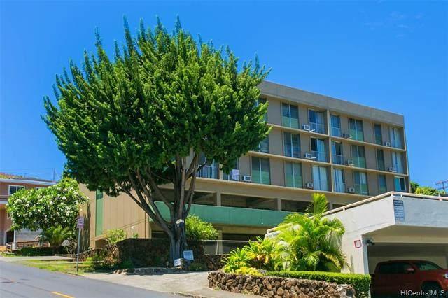 901 Prospect Street #301, Honolulu, HI 96822 (MLS #202004885) :: Team Lally