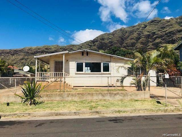 85-1028 Pilokea Street, Waianae, HI 96792 (MLS #202004895) :: The Ihara Team