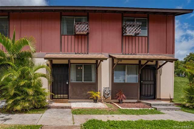 94-1466 Lanikuhana Avenue #377, Mililani, HI 96789 (MLS #202004901) :: Barnes Hawaii