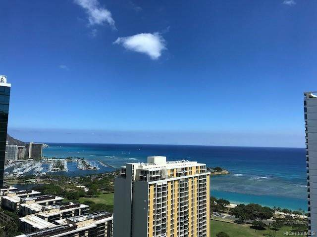 1189 Waimanu Street #3602, Honolulu, HI 96814 (MLS #202004937) :: Elite Pacific Properties