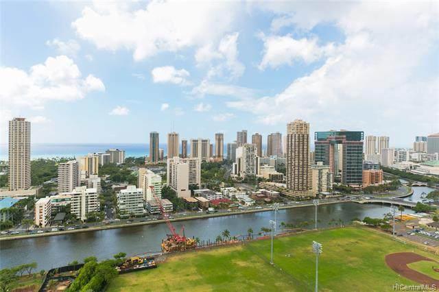 2333 Kapiolani Boulevard #3013, Honolulu, HI 96826 (MLS #202004958) :: Keller Williams Honolulu