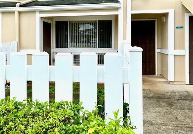 95-1143 Koolani Drive #110, Mililani, HI 96789 (MLS #202004999) :: Keller Williams Honolulu