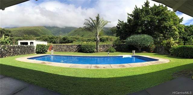 8391 Kamehameha V Highway, Kaunakakai, HI 96748 (MLS #202005008) :: Keller Williams Honolulu