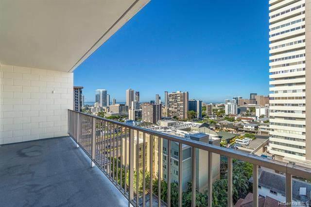 1420 Victoria Street #1304, Honolulu, HI 96822 (MLS #202005015) :: Island Life Homes