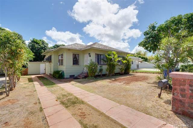 3366 Kaimuki Avenue, Honolulu, HI 96816 (MLS #202005018) :: Elite Pacific Properties