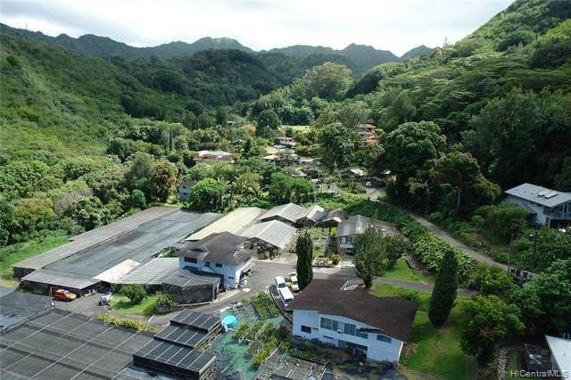2630 Waiomao Road, Honolulu, HI 96816 (MLS #202005020) :: Corcoran Pacific Properties