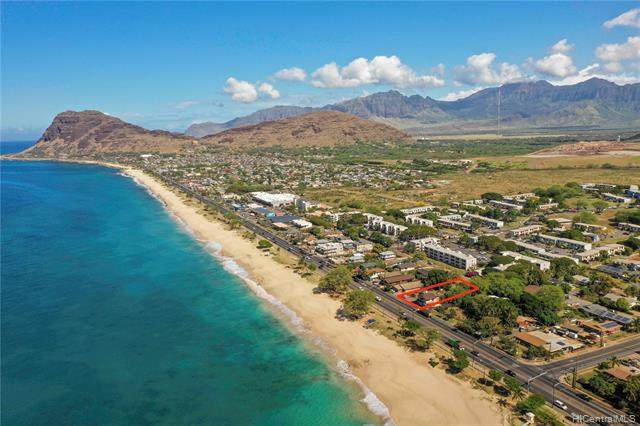87-2224 Farrington Highway, Waianae, HI 96792 (MLS #202005051) :: The Ihara Team