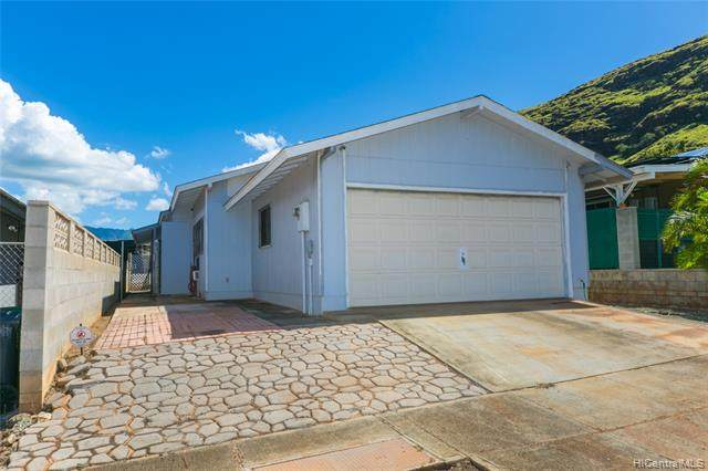 86-1004 Moekahi Street, Waianae, HI 96792 (MLS #202005075) :: Keller Williams Honolulu
