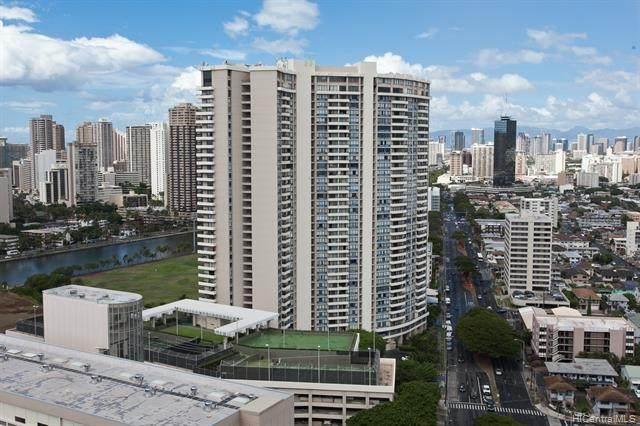 2333 Kapiolani Boulevard #711, Honolulu, HI 96826 (MLS #202005111) :: Team Lally