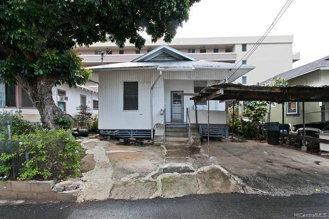 1709 Mutual Lane, Honolulu, HI 96817 (MLS #202005132) :: Elite Pacific Properties