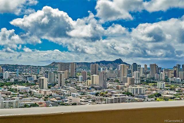 1212 Punahou Street #3305, Honolulu, HI 96826 (MLS #202005140) :: Keller Williams Honolulu
