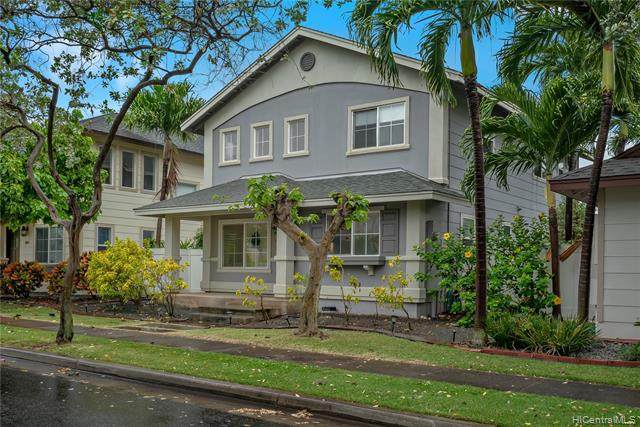 91-1025 Kaiikuwa Street, Ewa Beach, HI 96706 (MLS #202005181) :: Elite Pacific Properties