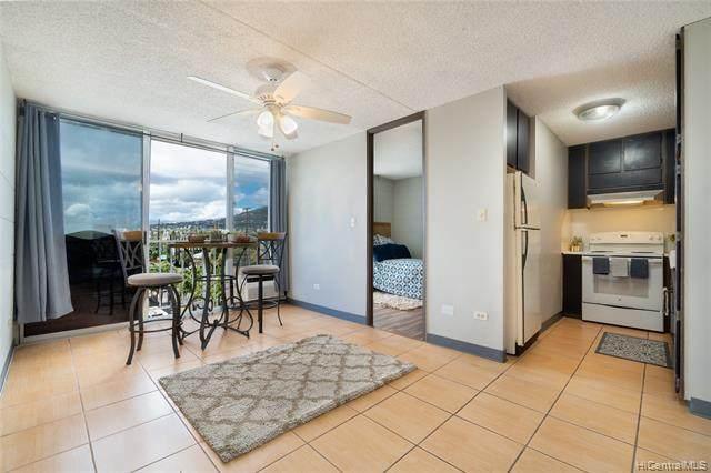 2847 Waialae Avenue #502, Honolulu, HI 96826 (MLS #202005193) :: Team Lally