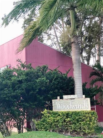 1600 Wilikina Drive A409, Wahiawa, HI 96786 (MLS #202005198) :: Team Lally