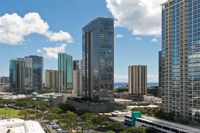 1009 Kapiolani Boulevard #1909, Honolulu, HI 96814 (MLS #202005240) :: Keller Williams Honolulu