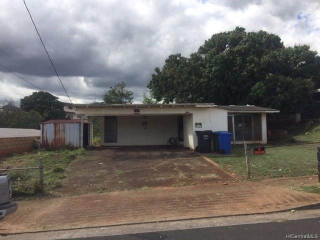 94-521 Honowai Street, Waipahu, HI 96797 (MLS #202005243) :: Keller Williams Honolulu